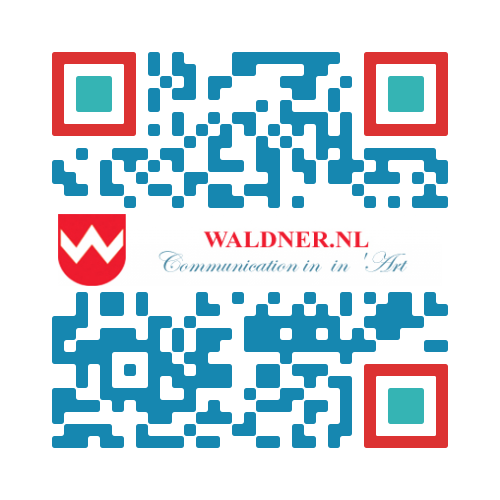 QR code Waldnermedia Contact