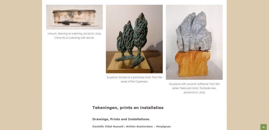 Gallery communication in Art. Kunst Art