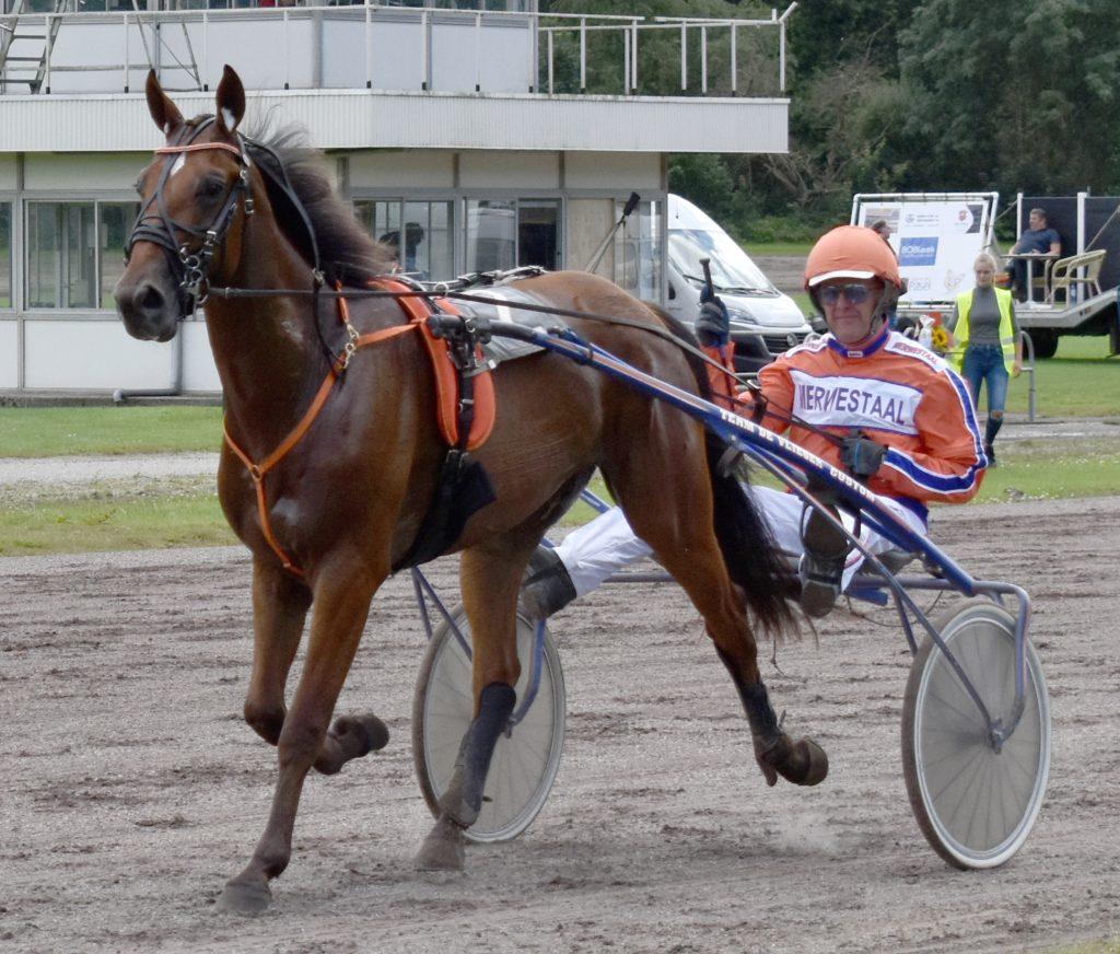 Drafbaan Groningen Koersdag 12 july 2020. Behoud de drafbaan voor Groningen