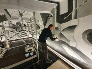 Princessehof Leeuwarden MC Escher-Leon Keer