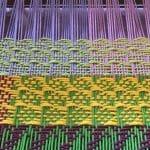 weven weaving weben patterns